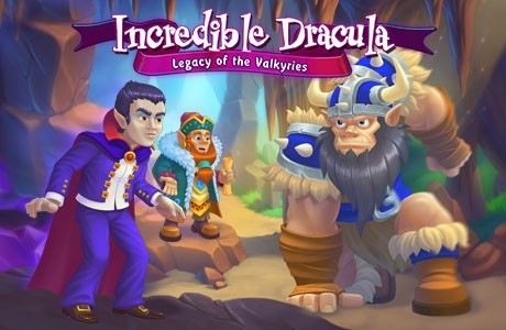 Incredible Dracula 9: Legacy of the Valkyries