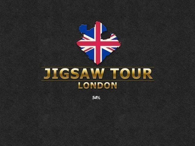 Jigsaw World Tour: London