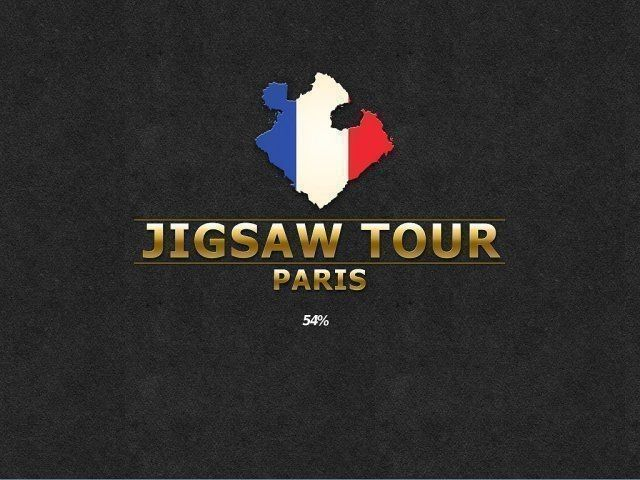 Jigsaw World Tour: Paris