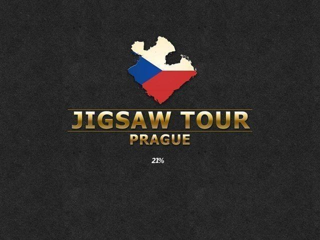 Jigsaw World Tour: Prague