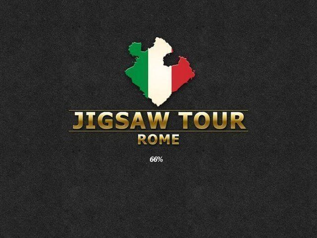 Jigsaw World Tour: Rome
