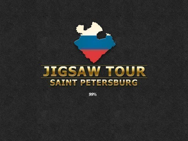 Jigsaw World Tour: Saint Petersburg