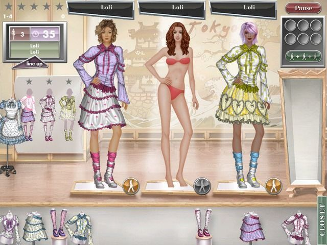 All About Jojo Fashion Show World Tour Download The Trial Version For Free Or Purchase A Key To Unlock The Game