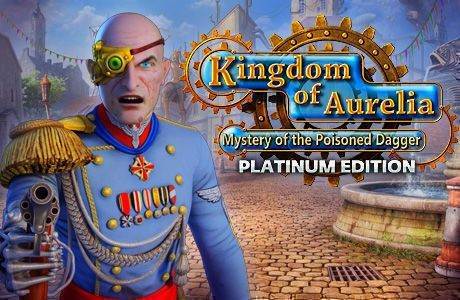 Kingdom of Aurelia: Mystery of the Poisoned Dagger. Premium Edition