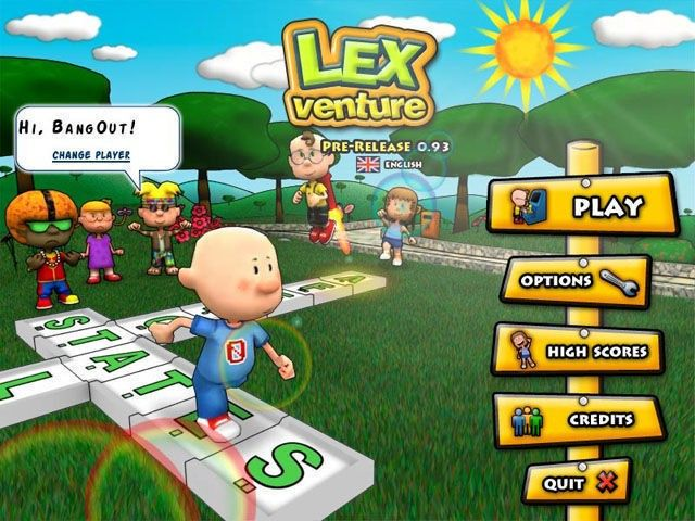 Lex Venture - A Crossword Caper