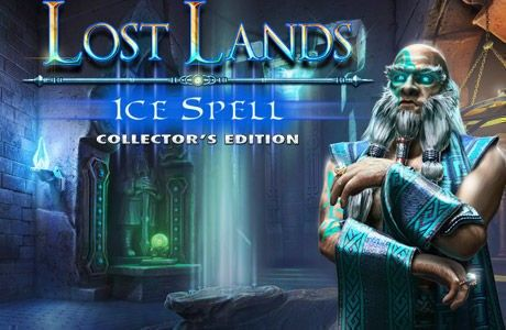 Lost Lands: Ice Spell. Collector's Edition