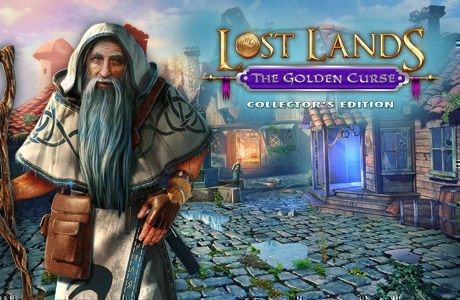 Lost Lands: The Golden Curse. Collector's Edition