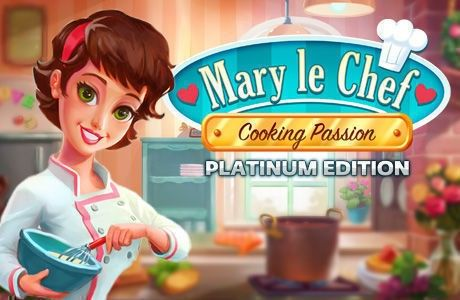 Mary le Chef: Cooking Passion. Platinum Edition