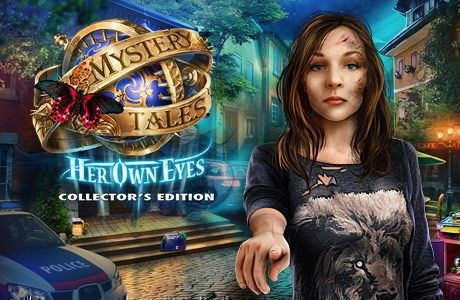 Mystery Tales: Her Own Eyes. Collector's Edition