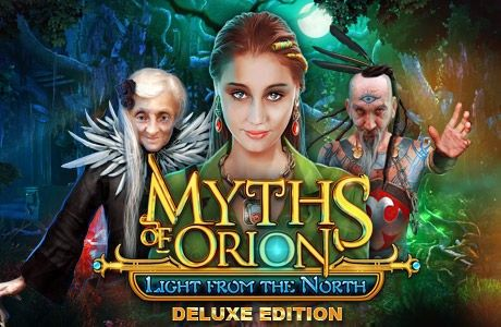 Myths Of Orion: Light from the North. Deluxe Edition