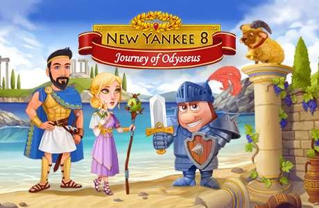 New Yankee 8: Journey of Odysseus