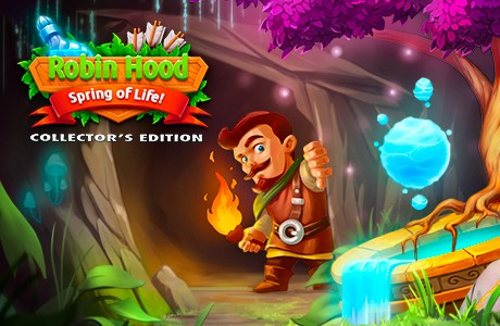 Robin Hood 4: Spring of Life. Collector's Edition