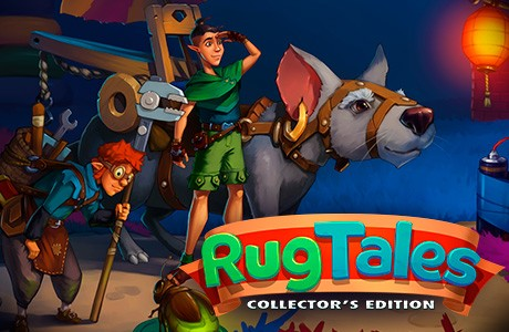RugTales. Collector's Edition
