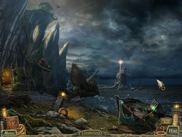 Sea Legends: Phantasmal Light. Collector's Edition