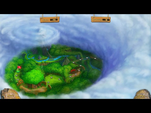 Storm Chasers: Tornado Island