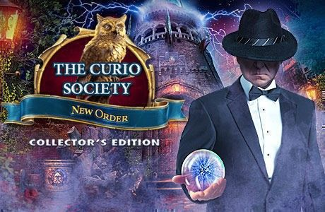 The Curio Society: New Order. Collector's Edition