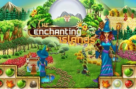 The Enchanting Islands