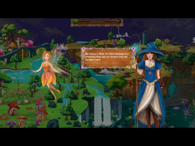 The Enthralling Realms: The Fairy's Quest