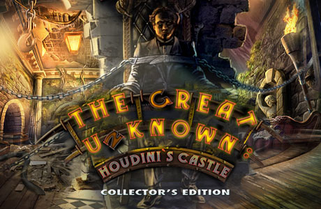 The Great Unknown: Houdini's Castle. Collector's Edition
